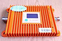 Дводіапазонний репітер підсилювач SST-2370-DW 1800 MHz + 3G 2100 MHz з дисплеєм, 900-1100 кв. м.