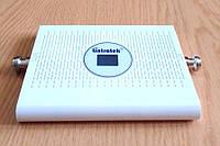 Дводіапазонний репітер підсилювач KW-2370-DW DCS 1800/4G LTE 1800 + 3G 2100 МГц із захистом мережі, 900-1100 кв. м.