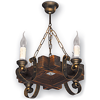Люстра подвесная 4 свечи Е14 серии Venza 360524