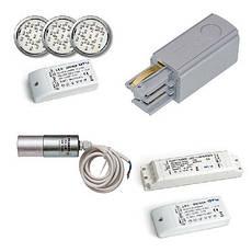 Комплектующие для освещения и электрики, общее