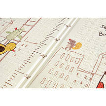 Розвиваючий дитячий килимок двосторонній 4FIZJO KIDS 200 x 155 x 1 см 4FJ0165, фото 2