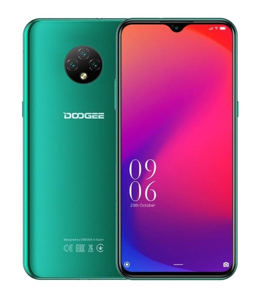 Смартфон Doogee X95 (green) ОРИГІНАЛ - гарантія!