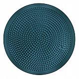 Балансировочная подушка (сенсомоторная) массажная Springos PRO FA0083 темно синяя. Диск для баланса, фото 7