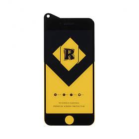 Защитное стекло R Yellow for Apple Iphone 6/6s без упаковки