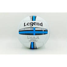 Мяч волейбольный LEGEND VM-19 (PU, №5, 3 слоя)