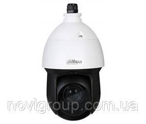 4МП поворотна IP-відеокамера з 25 кратним збільшенням зображення і SD картою DH-SD49425XB-HNR