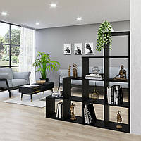Разделитель комнаты, стеллаж для книг, игрушек и цветов, полка для книг, стеллаж для зонирования комнаты P0008