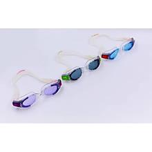Очки для плавания детские SPEEDO JR FUTURA BIOFUSE OK-62 (поликарбонат,TPR,силикон,цвета в асортименте)