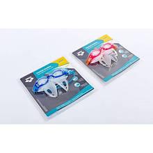 Очки для плавания детские с рассекателем FS BREATHER KIT JR OK-69 (TPR,силикон, цвета в ассортименте)