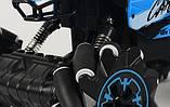 Машинка внедорожник для дрифта на радиоуправлении Carzy blue, фото 5