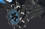 Машинка внедорожник для дрифта на радиоуправлении Carzy blue, фото 6