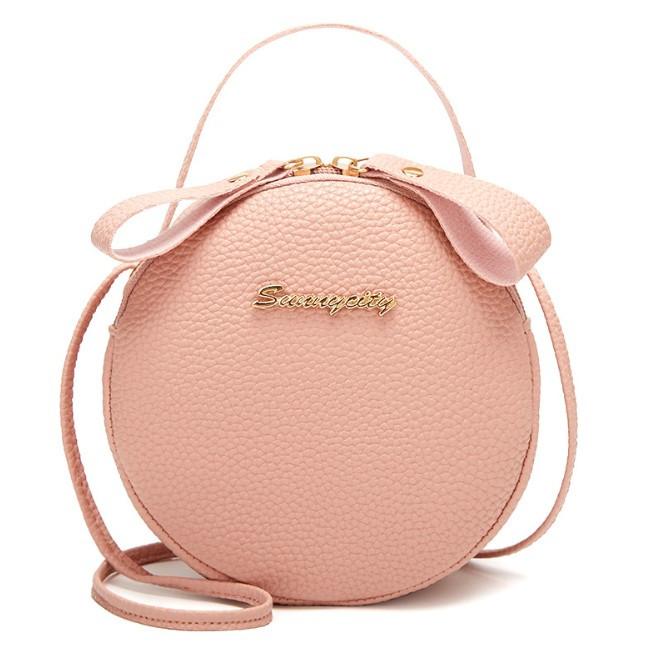 Женская сумка клатч Linda pink