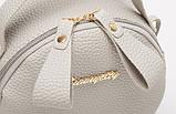 Женская сумка клатч Linda pink, фото 4