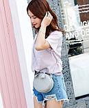 Женская сумка клатч Linda pink, фото 6