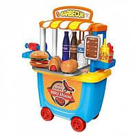 Игровой набор MToys Кафе быстрого питания Фаст фуд на колесах