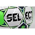 Мяч футбольный №4 SELECT TALENTO Club matches and training (бел-син-салат), фото 3