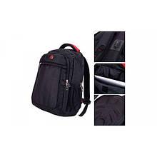 Рюкзак городской (офисный) VICTORINOX KG-0 (PL, р-р 46x31x11,5см, черный)