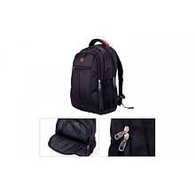 Рюкзак городской (офисный) VICTORINOX KG-2 (PL, р-р 46x31x11,5см, черный)
