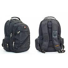 Рюкзак городской VICTORINOX KG-5 (PL, р-р 44x30x22см, черный)