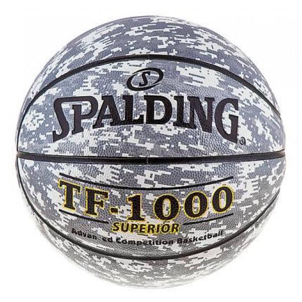Мяч баскетбольный Spelding TF-1000, №7 PU