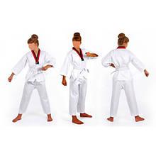 Добок кимоно для тхэквондо WTF. Размер 110-180см KT-5