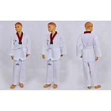 Добок кимоно для тхэквондо WTF Daedo (р-р 1-6 (110-160см)) KT-6