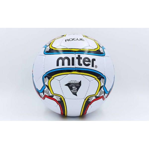 Мяч футбольный №5 PERL MITER MF-215