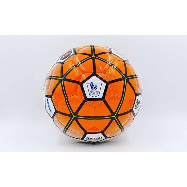 Мяч футбольный №5 PU HYDRO TECNOLOGY SHINE PREMIER LEAGUE MF-219