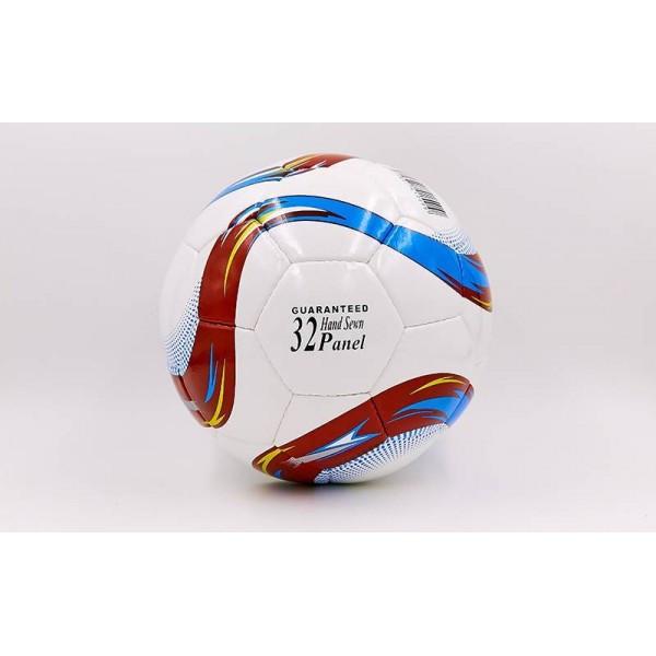 Мяч футбольный №5 PU ламин. EURO 2016 MF-235