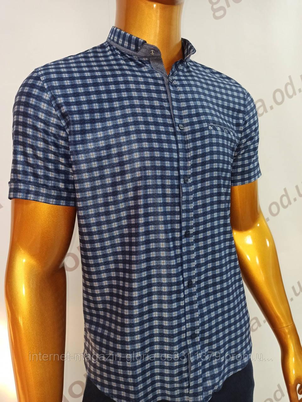 Мужская рубашка Amato. AG.KG19374-v03. Размеры: L,XL,XXL.