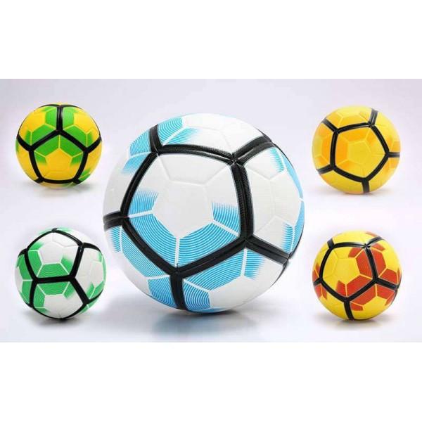 Мяч футбольный №5 PU ламин. Клееный PREMIER LEAGUE (цвета в ассортименте)