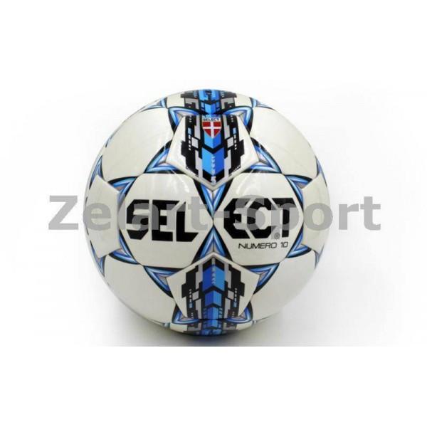 Мяч футбольный №5 PU ламин. Клееный ST NUMERO 10