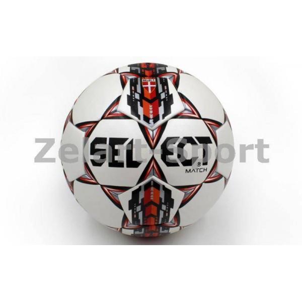 Мяч футбольный №5 PU ламин. Клееный ST MATCH