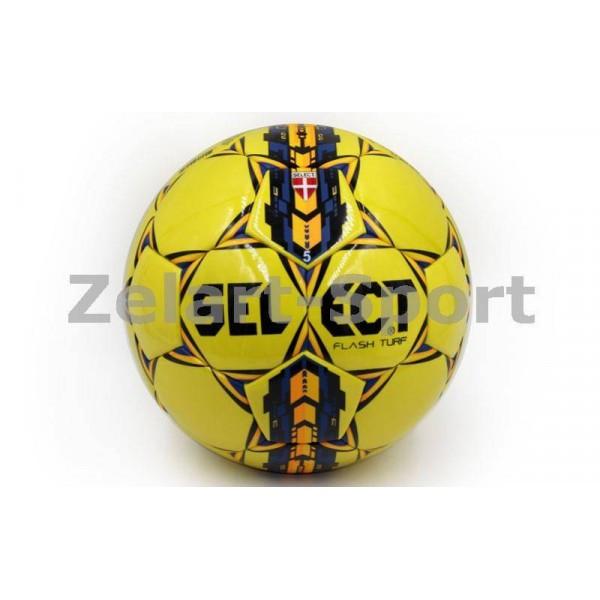 Мяч футбольный №5 PU ламин. Клееный ST FLASH TURF