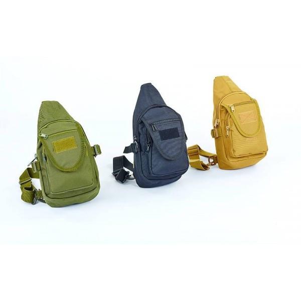 Рюкзак тактический однолямочный V-10л
