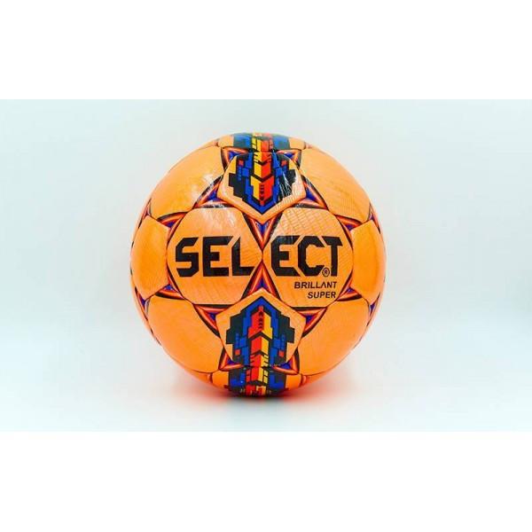 Мяч футбольный PU ламин. ST BRILLANT SUPER MF-91