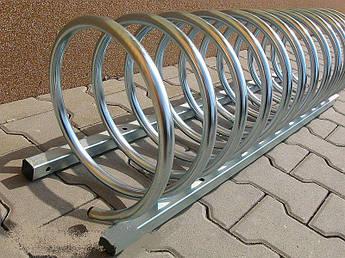 Велопарковка на 4 велосипеди Viro-4 Польща