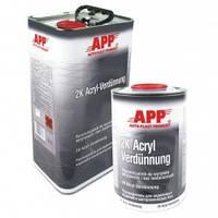 Растворитель АРР для акриловых красок, лаков, грунтов и базовых красок.