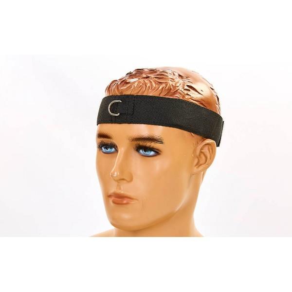 Повязка на голову с креплением для мяча на резинке UR