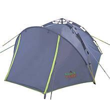 Палатка 4-х местная GreenCamp 900