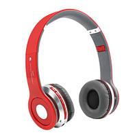 Наушники Беспроводные Накладные HEADSET S450 Bluetooth Гарнитура FM Приемник, фото 1