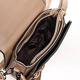 PODIUM Сумка Женская Классическая иск-кожа FASHION 7-03 16887 khaki, фото 4