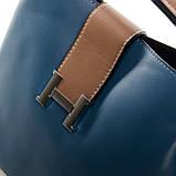 PODIUM Сумка Женская Классическая иск-кожа FASHION 7-03 17883 blue, фото 2