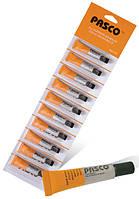 Клей универсальный PASCO (7ml) для резины, металла, пластика, дерева, фарфора, ткани