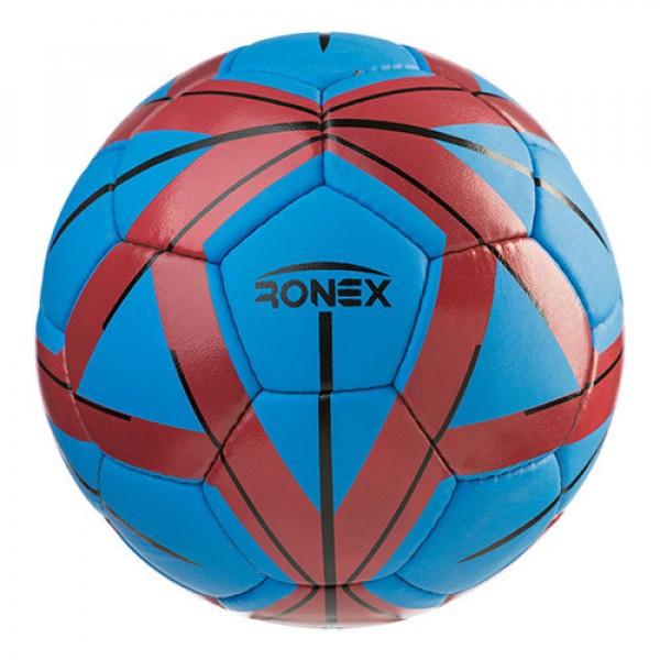Мяч футбольный Cordly Ronex (MLT), сине-красный