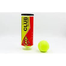 Мяч для большого тенниса DUNLOP CLUB ALL COURT