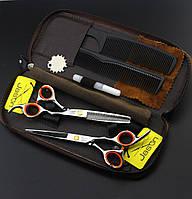 SMITH CHU SM-JS-01 5,5 дюйма набор профессиональных ножниц для стрижки волос JP440C9cr13 чехол Jason
