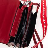 PODIUM Сумка Женская Классическая иск-кожа FASHION 7-03 88022 red, фото 4