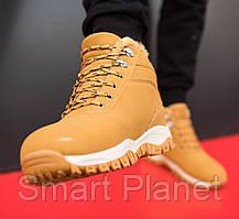 Ботинки ЗИМНИЕ Мужские Кроссовки МЕХ (размеры: 41,43) - 632, фото 3