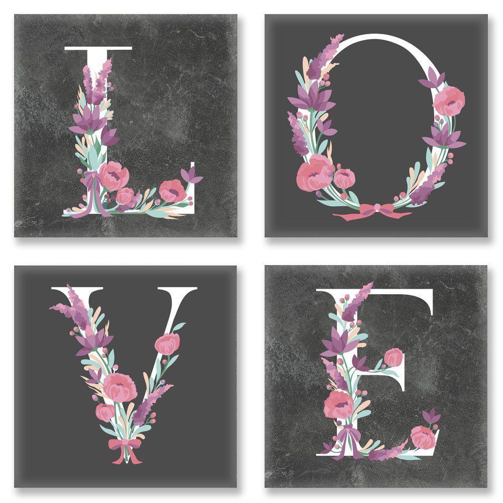 СН103 Набор-раскраска по номерам LOVE лофт, В картонной коробке